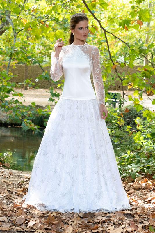 Vestido de Novia SA1907