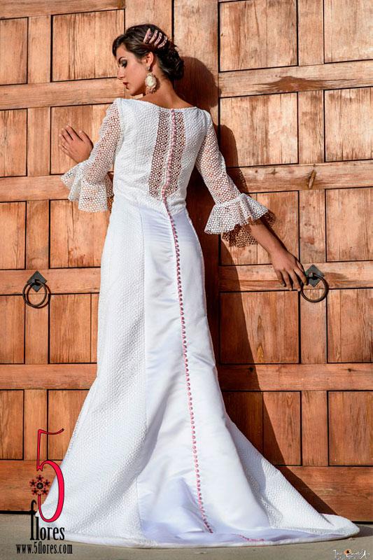 Vestido de Novia Luz Blanca