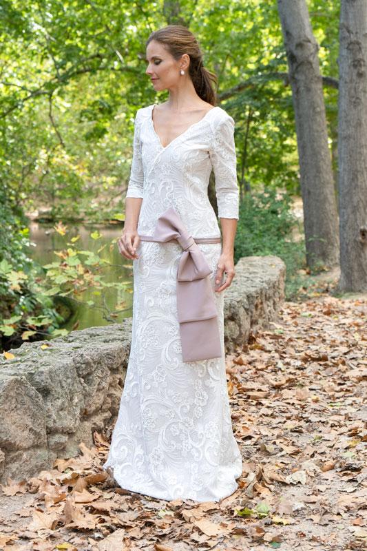 Vestido de Novia SA1909