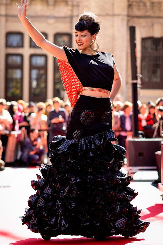Traje de Flamenca modelo SM1922