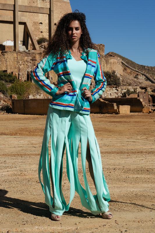 Vestido de Fiesta MM2009