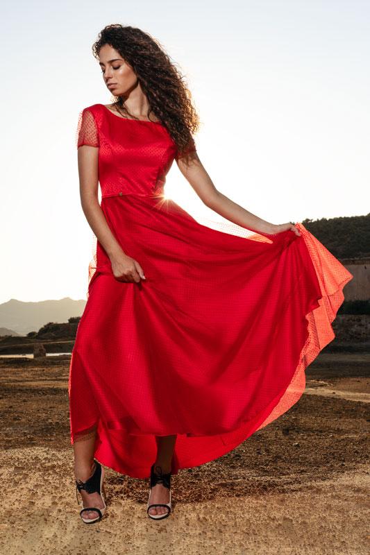 Vestido de Fiesta MM2022